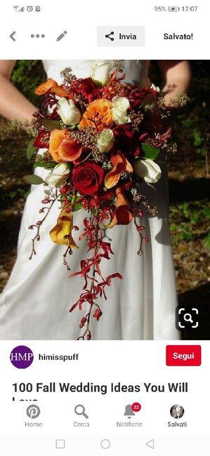 Spose di Ottobre, come sarà il bouquet? 💐👰 5