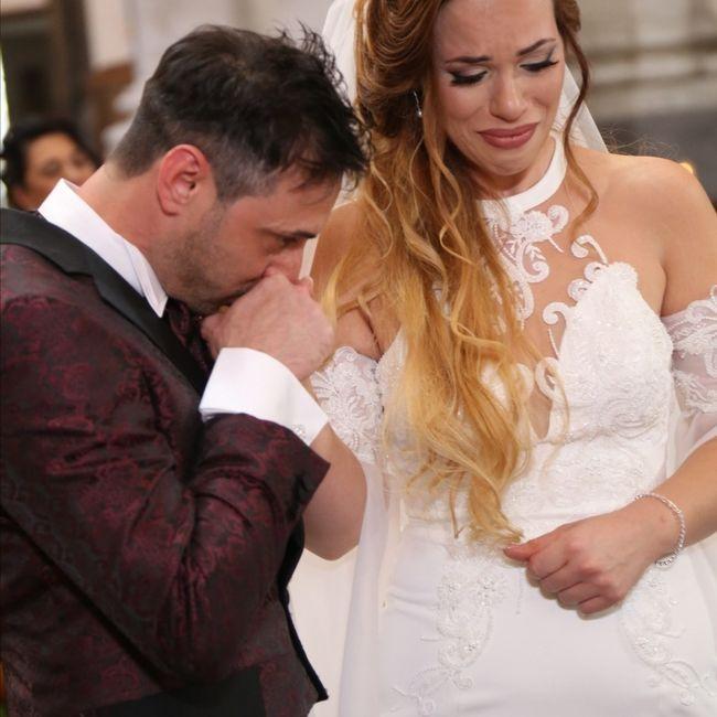 Da 1 a 10, quanto pensate di emozionarvi il giorno delle nozze? 2
