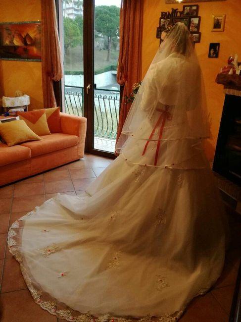 L'abito da sposa..il sogno - 2