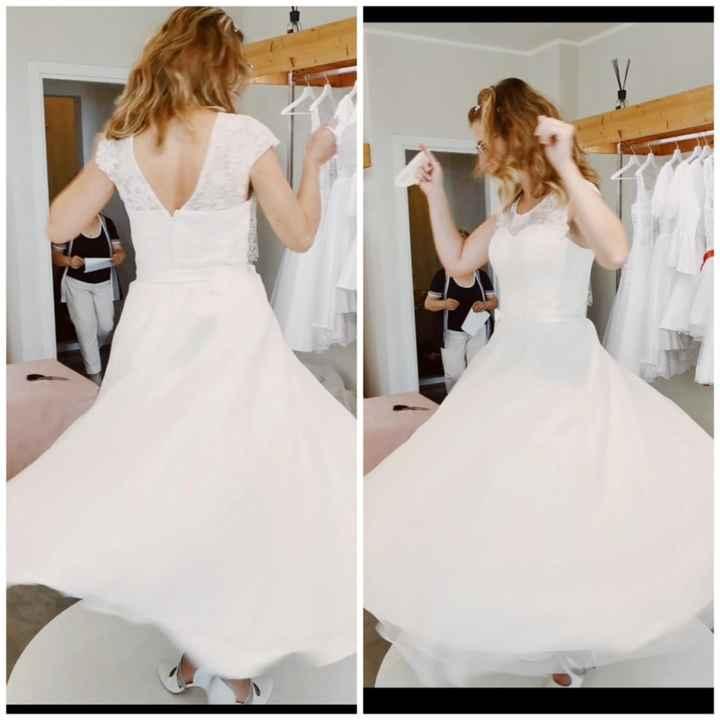 Vestiti sposa stile anni 50's - 1