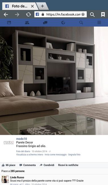 Arredamento bianco-nero-grigio - Vivere insieme - Forum Matrimonio.com