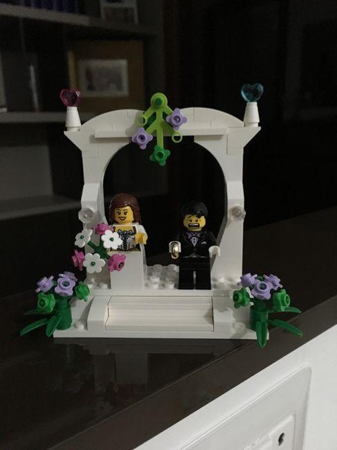 Matrimonio Tema Lego : Matrimonio tema lego! forum matrimonio.com