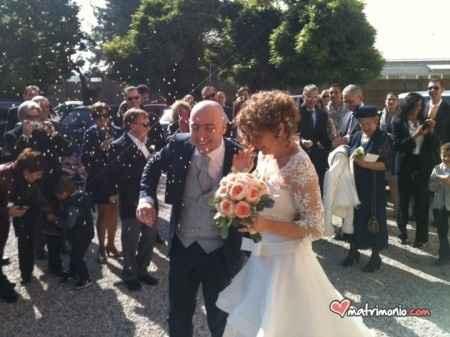 Evviva gli sposi!!!!!