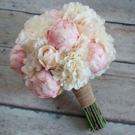 Bouquet peonie rosa e rose Inglese 1