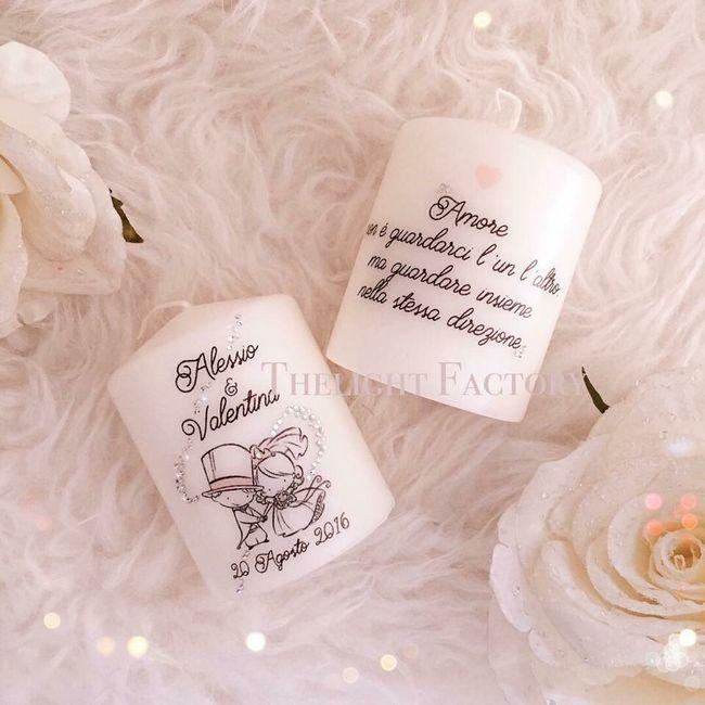 Candele Matrimonio Segnaposto.Segnaposti Organizzazione Matrimonio Forum Matrimonio Com