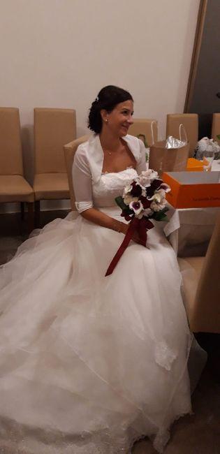 Matrimonio a Giugno - abito con o senza manica lunga? 1