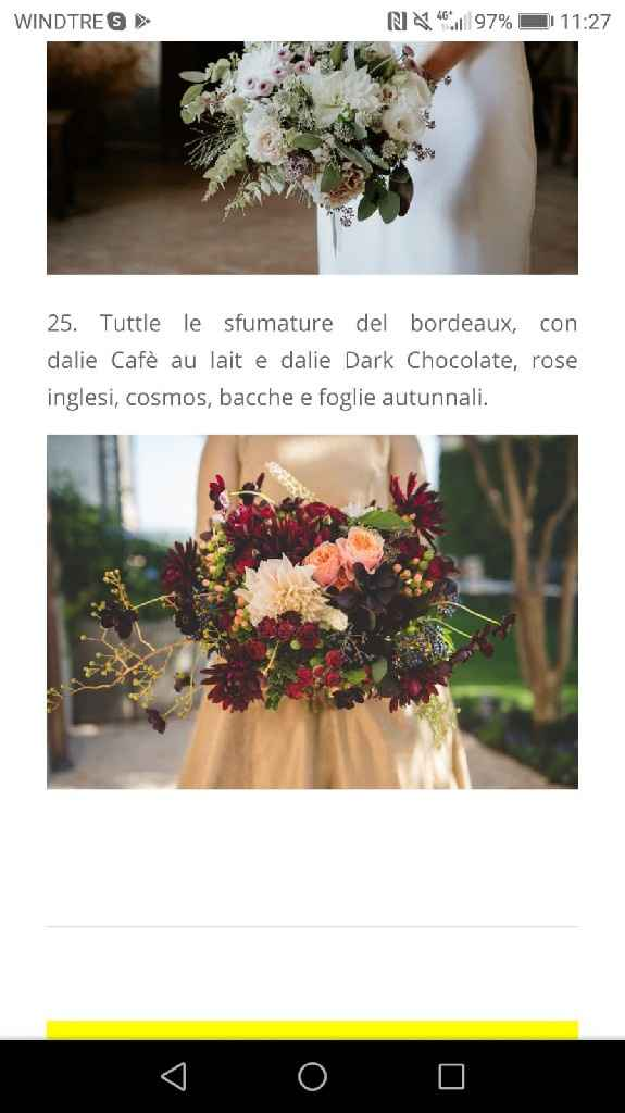 Consigli bouquet autunno - 1