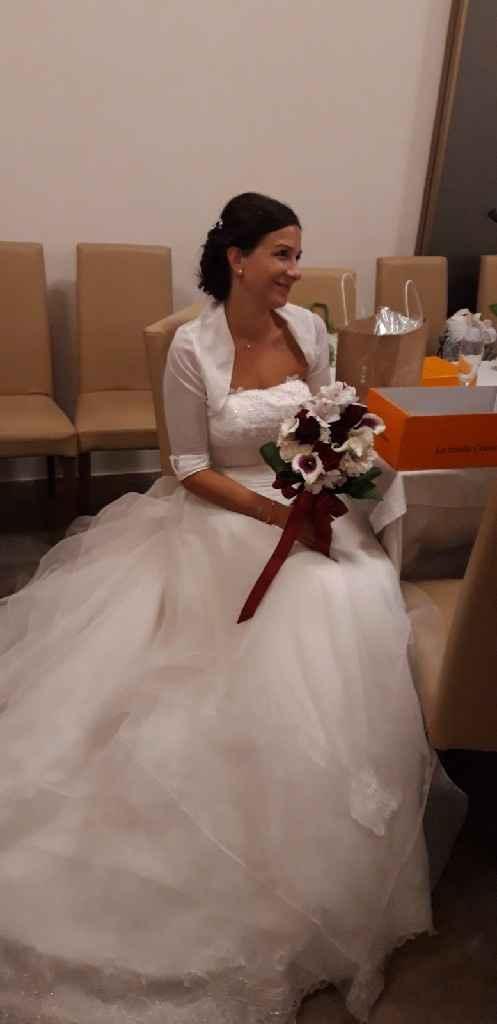 Matrimonio a Giugno - abito con o senza manica lunga? - 1