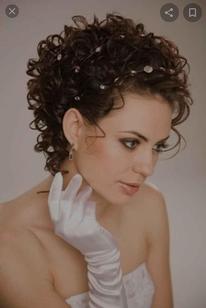 Consigli per acconciatura per i capelli ricci (aiuto!) - 2