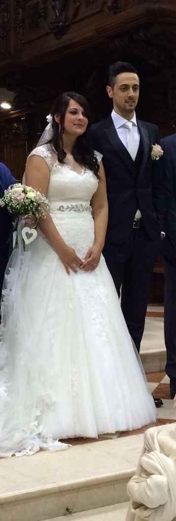 Ti sei sposata con un modello di pronovias? - 3