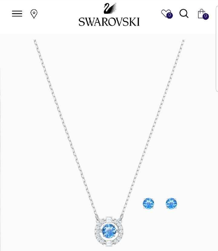 i gioielli che indosserete al vs matrimonio quali saranno? - 1