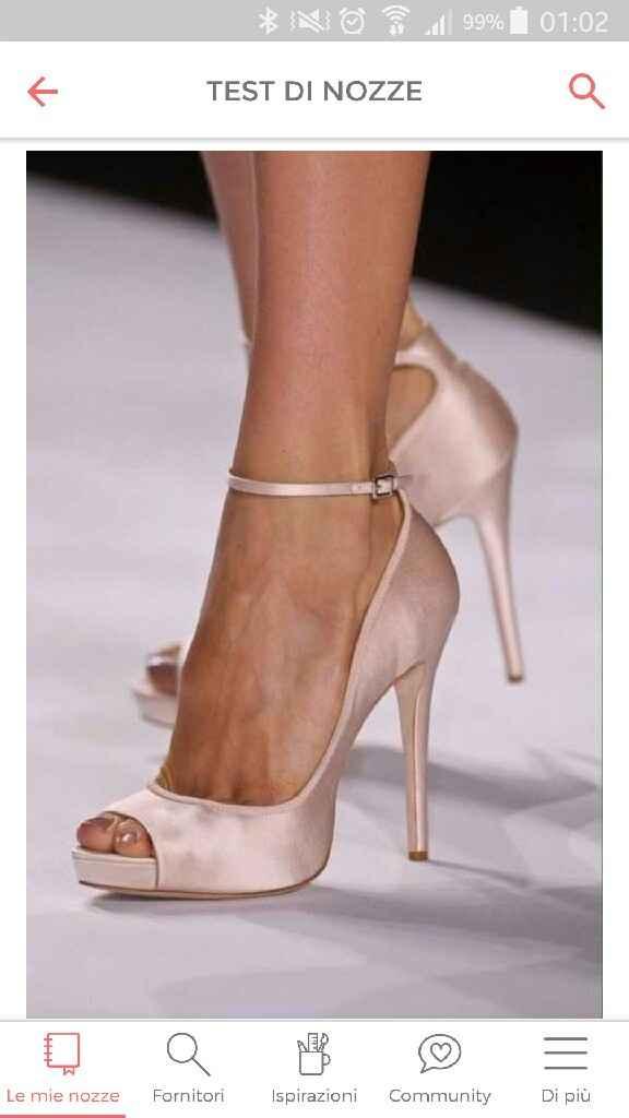 A.a.a. cercasi scarpe disperatamente ! - 1