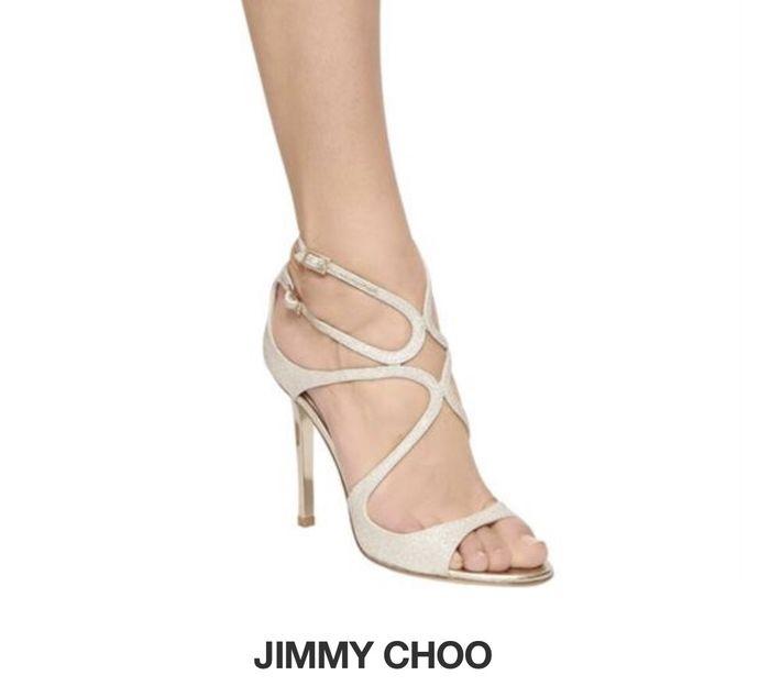 Scarpe Sposa Jimmy Choo 2016.Scarpe Sposa Jimmy Choo Moda Nozze Forum Matrimonio Com