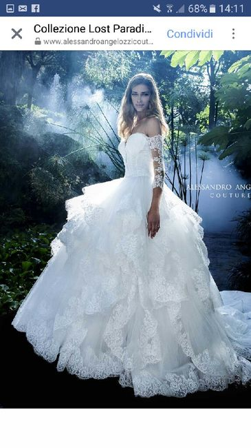 Alessandro angelozzi couture 2016 - an italian love 1