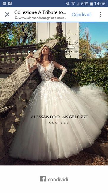 Alessandro angelozzi couture 2016 - an italian love 3
