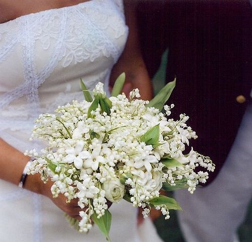 Bouquet Sposa Con Fiori D Arancio.Bouquet Con I Fiori D Arancio