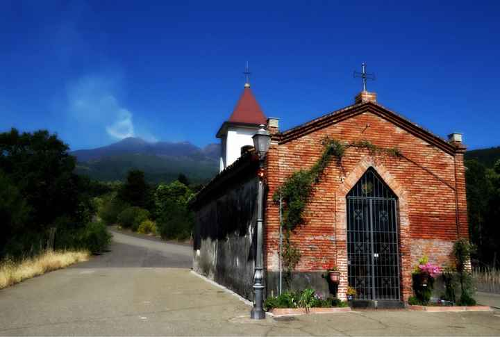 Chiesa di campagna o eremo - 1