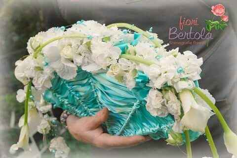 Bouquet ventaglio - 1