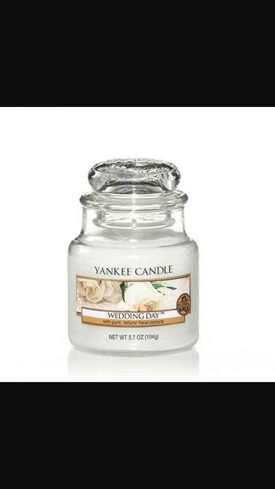 Bomboniere yankee candle - 1