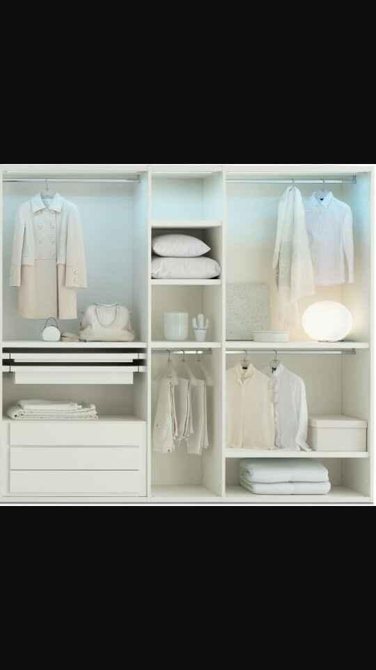 Camera   da letto con cabina armadio chi l ha? - 1