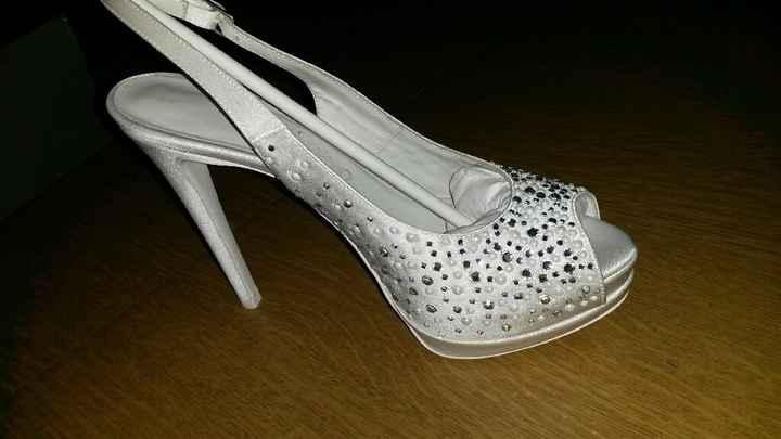 Finalmente le mie scarpe al completo! - 1