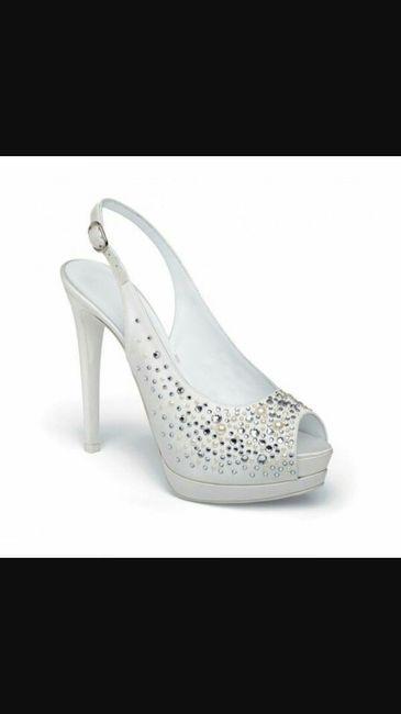 Ecco le mie scarpe...di nuovo!!! - 1