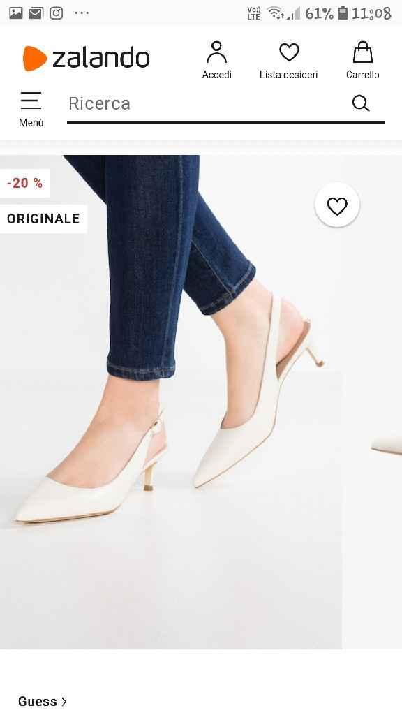Cercasi scarpe. - 2