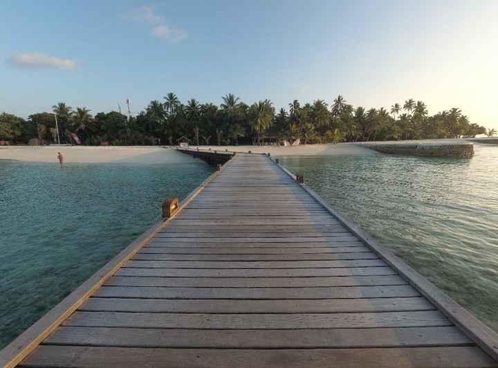 Maldive, Meeru Island Resort and Spa - 1