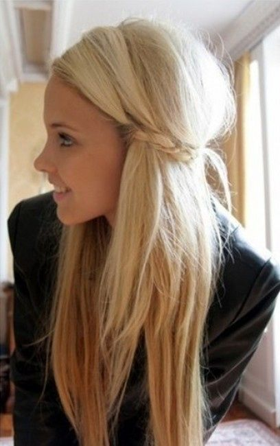 Favorito Acconciatura capelli lisci. - Salute, bellezza e dieta - Forum  OV46