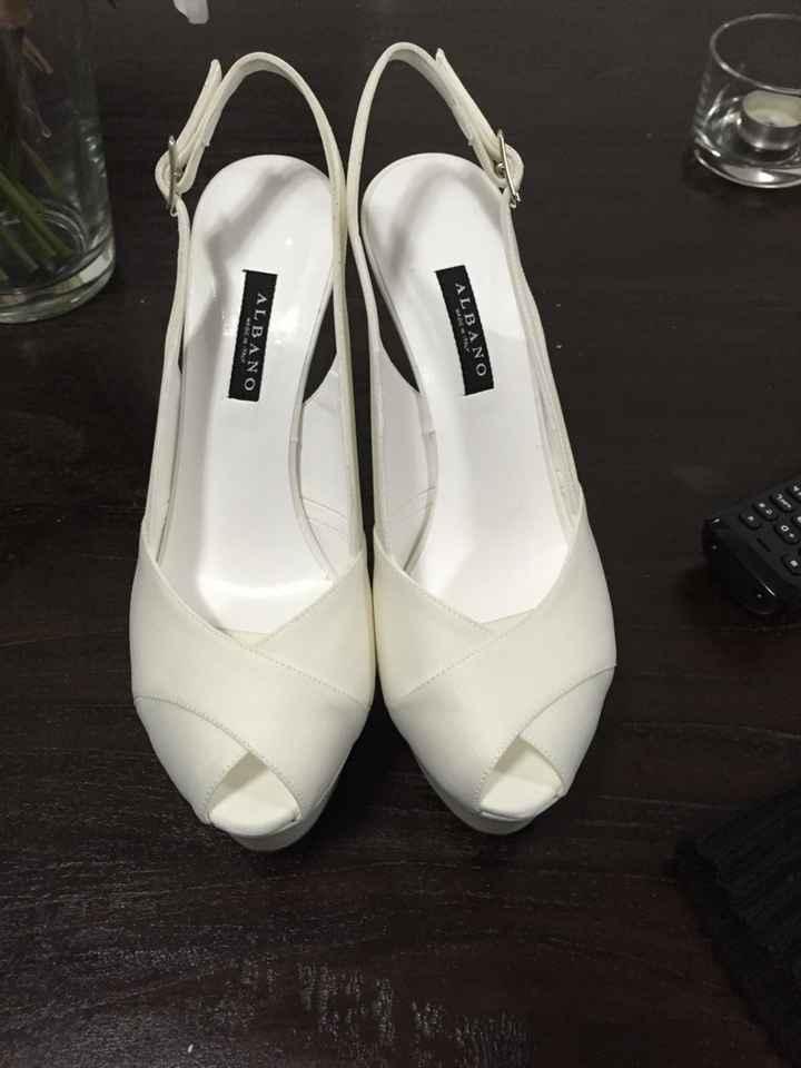 Alla fine, quali scarpe avete scelto o sceglierete per dire si? - 1