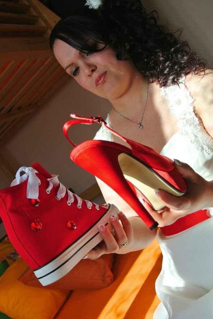 5 paia di scarpe sneakers per le tue nozze! - 1