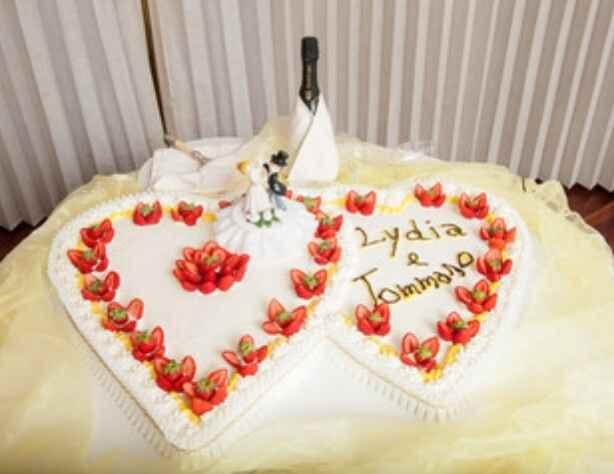 La mia torta di nozze - 3