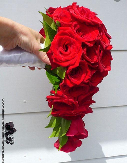 Matrimonio Tema Rosso : Bouquet tema rosso organizzazione matrimonio forum