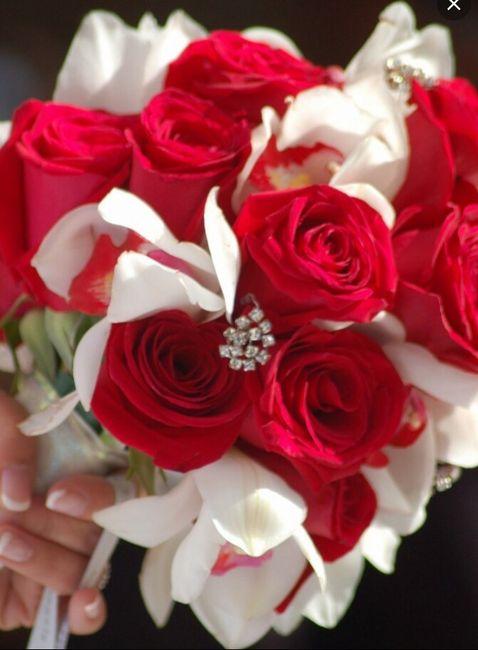Tema Matrimonio In Rosso : Bouquet tema rosso organizzazione matrimonio forum