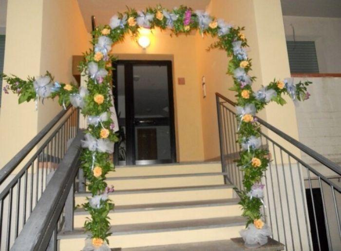 Addobbi fuori casa prima delle nozze forum - Addobbi matrimonio casa della sposa ...
