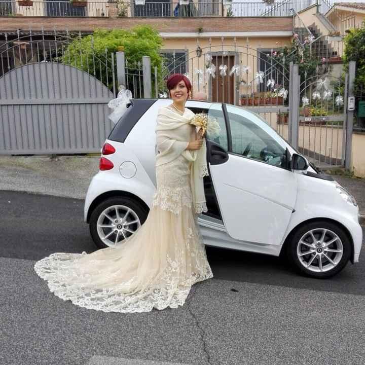 Abito da sposa economico - 1
