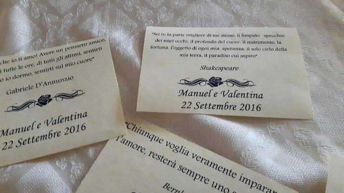 Conosciuto Pergamene segnaposto fai da te - Fai da te - Forum Matrimonio.com CB72