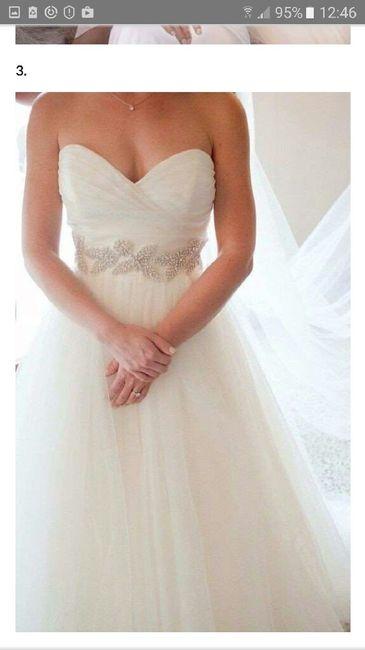 Se mi sposassi oggi il mio look sarebbe... - 2