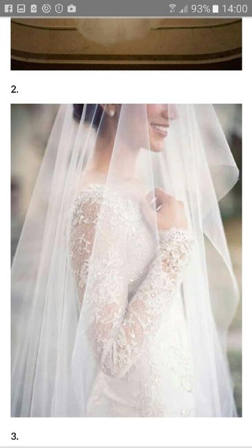 Se mi sposassi oggi il mio look sarebbe... - 6