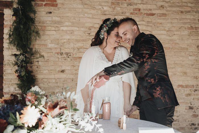 Matrimonio magico, 30 persone Ottobre 2020. Rito della sabbia. Harry potter ha fatto avverare la magia 6