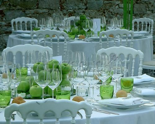 Matrimonio Tema Verde : Tema matrimonio verde pagina organizzazione