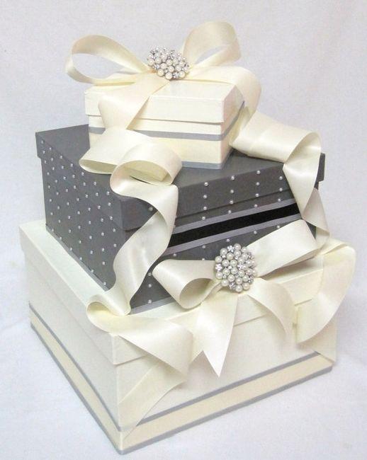 Amato Torta porta buste - Fai da te - Forum Matrimonio.com QI55