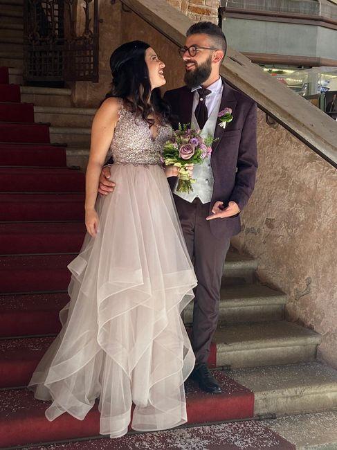 13/09/2021 Marito&moglie 🤵🏻👰🏻♀️ 1