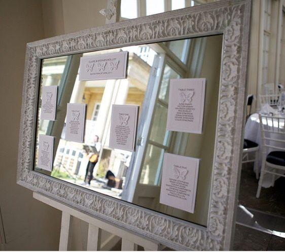 Tableau a specchio organizzazione matrimonio forum - Cornici a specchio ...