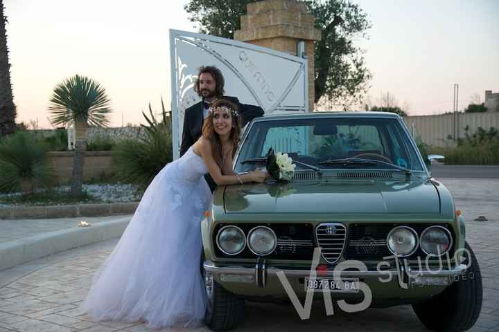 Auto sposi...che colore? 🚗 - 2