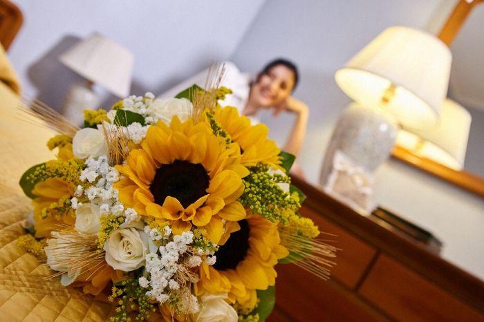 Bouquet di girasoli - 2
