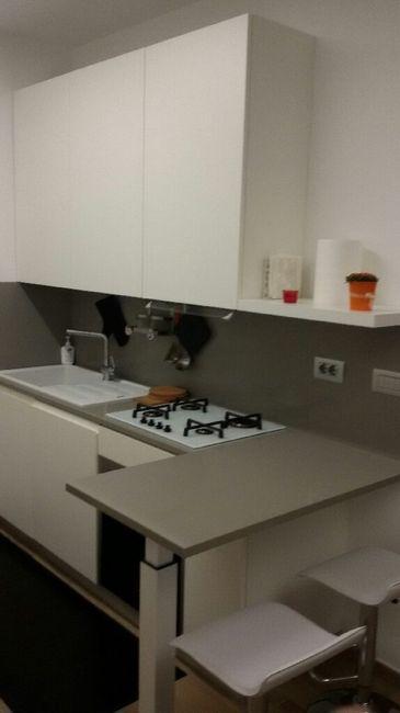 Cucina lunga e stretta vivere insieme forum for Arredare cucina piccola e stretta