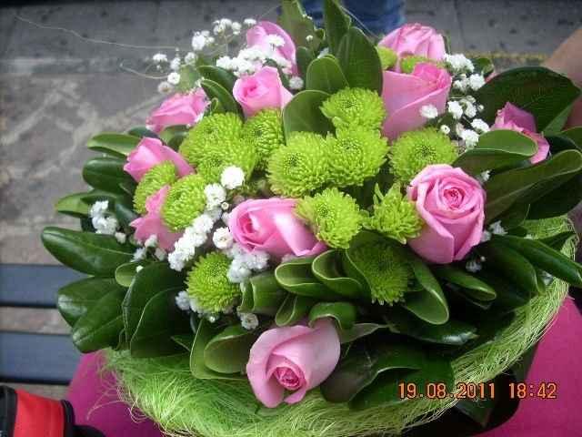 bouquet promessa