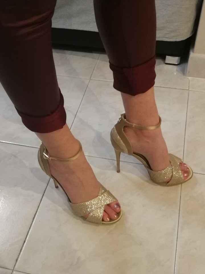 Anche le scarpe ci sono! - 1