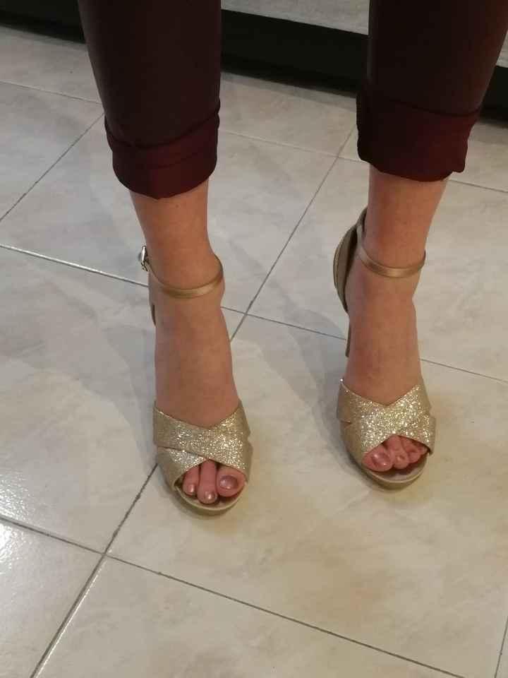 Anche le scarpe ci sono! - 2